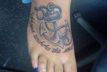 Tattoos / by Kara Swift