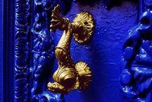 Door Knockers, Locks & Hardwares / door hardware, handle, knocker, decor, key and details,  / by Xueling Zou