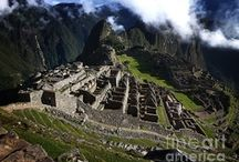 Ruins - Photography   / Ruins I have been to... / by Xueling Zou