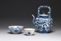 China - Blue & White / by Xueling Zou