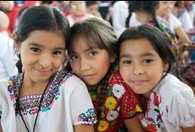Guatemala / Compassion's work in Guatemala began in 1976. Guatemalans are passionate about soccer. They also enjoy basketball and bicycling. Children enjoy ball games, such as volleyball and dodge ball. / by Compassion International
