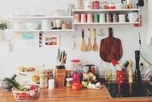 Home: Kitchen / by Kelly Kilger