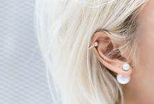 jewelry stukkies / by Monique Nortje