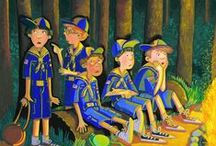 cub scouts / by Amy Ely