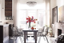 home design // dining room / by Kirsten Danielle | Through the Front Door