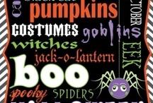 halloween..you got to love it / by Amy Gankosky