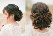 dress to impress // hair + makeup / by Kirsten Danielle | Through the Front Door