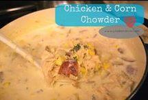 crock pot recipes / by Erin Branscom