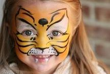 Tiger birthday party ideas / Liam's favorite lovey is a Tiger. / by Kathy Beymer from Merriment Design
