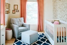 home design // nursery / by Kirsten Danielle | Through the Front Door