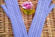 Knit1Treble2 Challenge #1 / by Bebby Jumpers