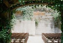 Wedding // Venues / by Rahel Menig Photography