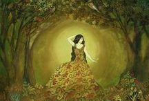 Earthy Goddess / by Michelle Galinis Sypult