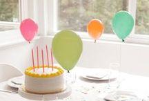 Birthdays for Gracie / by Jenny Poppe