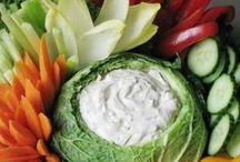 Food: Vegetables / by reJoyce