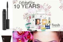 Fresh Fragrances and Cosmetics / by Stylehunter.com.au