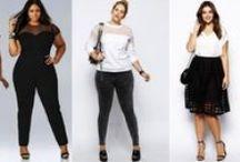 Curvalicious Spring Summer Fashion Trends / by Stylehunter.com.au