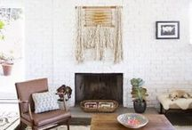 The Home / Things I would love for my home and decor ideas. / by Nicole Rose