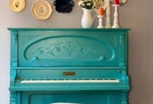 Color Crush / I'm in love with color and am inspired by the endless possibilities in design! / by Rhonda