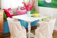 Small-Space Ideas / by Rhonda
