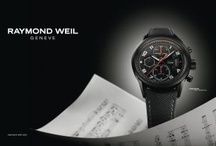 Advertising Campaigns / by RAYMOND WEIL