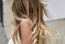 Hair / beautiful hair that every girl would love to have / by Brittany Shapiro