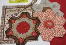 Hexies and EPP / by Lari Greeley