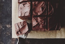 Brownies / you can never get sick of the perfect brownies. Here are all the perfect recipes ! / by Brittany Shapiro