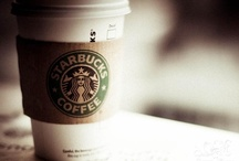 Starbucks coffee / One of the best coffee houses in the entire world. Starbucks makes me happy. / by Brittany Shapiro