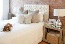 Decor: Bedrooms / by Stephanie Vanderham