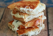 All things cheesy / Everybody loves cheese ! Comfort food or healthy food. Cheese is great and yummy and there is so much variety / by Brittany Shapiro