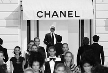 Coco Chanel / CHANEL. every girl's dream / by Brittany Shapiro
