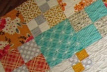 Did Someone Say QUILT? / by Rhonda