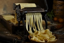 Freshly made pasta / Freshly made pasta can't be beaten.  / by Brittany Shapiro
