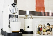 Nespresso love. / For the love of coffee. Nespresso is the best in the world. / by Brittany Shapiro