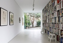 Library / by Andrew Paul Williams