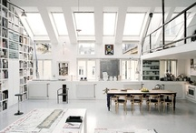 Cool Spaces / by Andrew Paul Williams