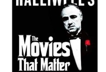 Movie Books / These are great books about cinema that have helped me with my research--and finding good movies to enjoy! / by Andrew Paul Williams