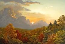 Art- Landscape 1 / by Niloofar Hedayat