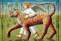 Tigers / by Niloofar Hedayat