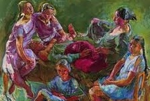 Art 3, painting / by Niloofar Hedayat