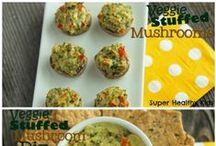 Mushrooms! / by Super Healthy Kids