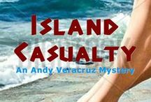 Island Casualty / A guilty conscience, a lost engagement ring,and a midnight Vespa ride add up to ISLAND CASUALTY, the latest adventure of Andy Veracruz. Join in for a steamy summer ride! http://drransdellnovels.com  Watch the book trailer: https://www.youtube.com/watch?v=f7On0RrEWys / by D.R. Ransdell