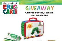 #VHC45 Back To School / enter to win / by The World of Eric Carle