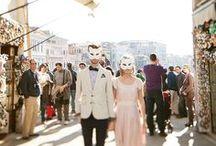 beautiful people / by Julia Oborskaya