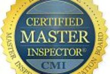 #GoBIG Home Inspector Logos / These are a collection of all the logos I display as part of Baker Inspection Group. / by Baker Inspection Group, Home Inspectors