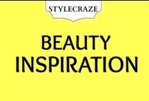 Beauty Inspiration / A Pin board for what truly inspires us daily. / by StyleCraze
