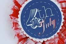 Holidays: 4th OF JULY / Nothing a flag bunting can't cure / by Melissa | Polka Dot Chair