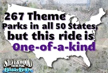 2013 NEW Ride / by Silverwood Theme Park