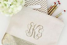 Monogram It / by Maggie McCarty